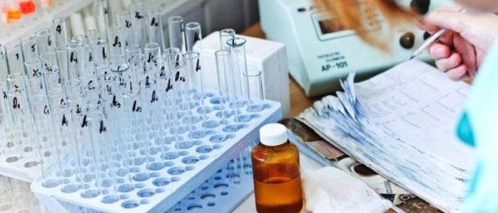 Бактериальный посев и определение чувствительности к антибиотикам и уроантисептикам