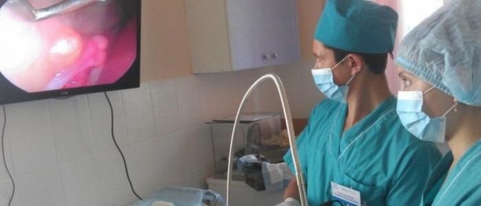 Уретроскопия
